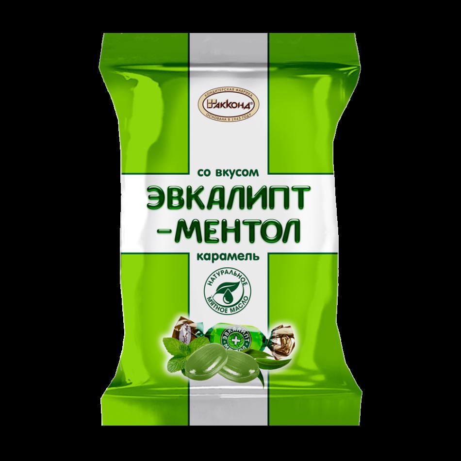 """""""Эвкалипт-ментол"""" леденц. карамель"""